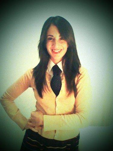 photo of Marie-Helene Bertino